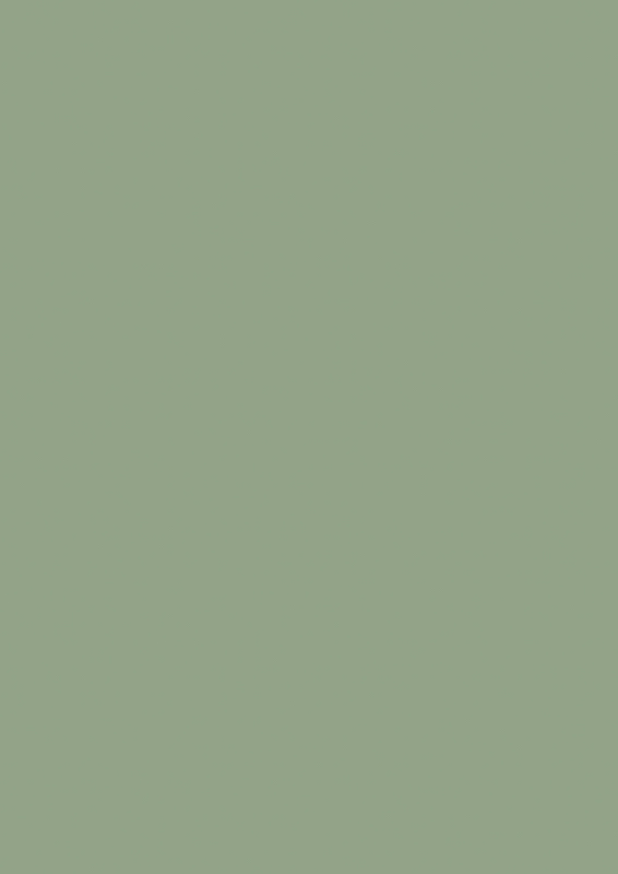 Farrow & Ball Farbe Breakfast Room Green No.81