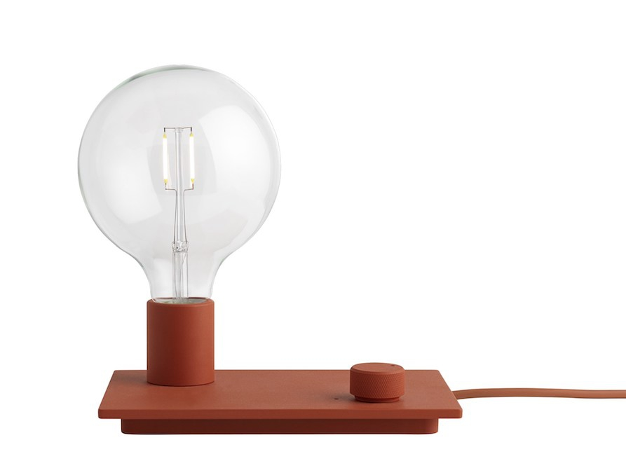 Control Lamp LED rot von muuto