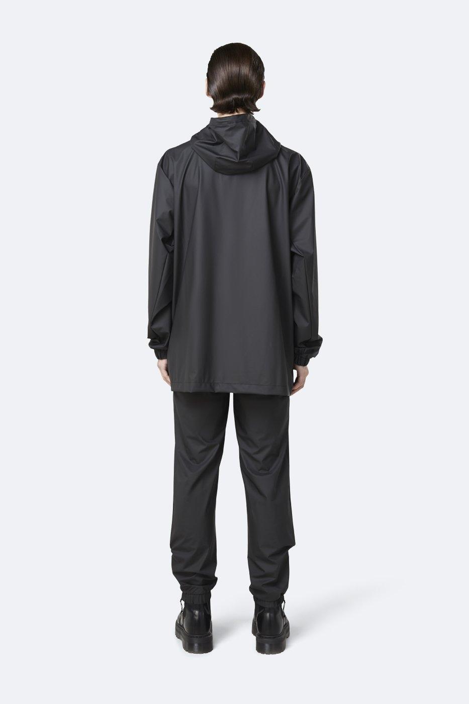 Rains ultraleichtgewicht Jacke black S/M