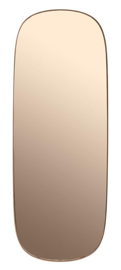 Muuto Framed Mirror rosé