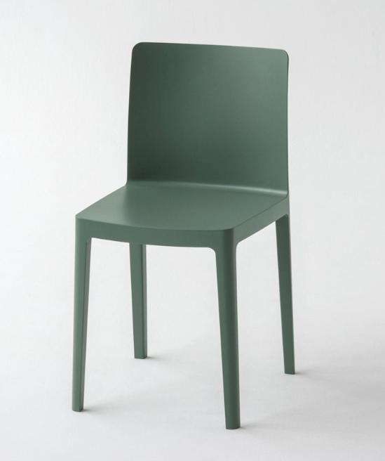 HAY Èlèmentaire Chair smoky green