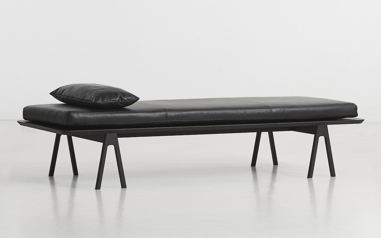 Woud Level Daybed schwarz