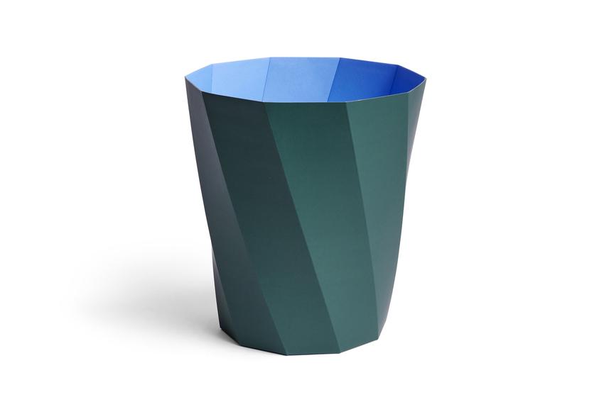 HAY Papierkorb Paper Bin Dark Green