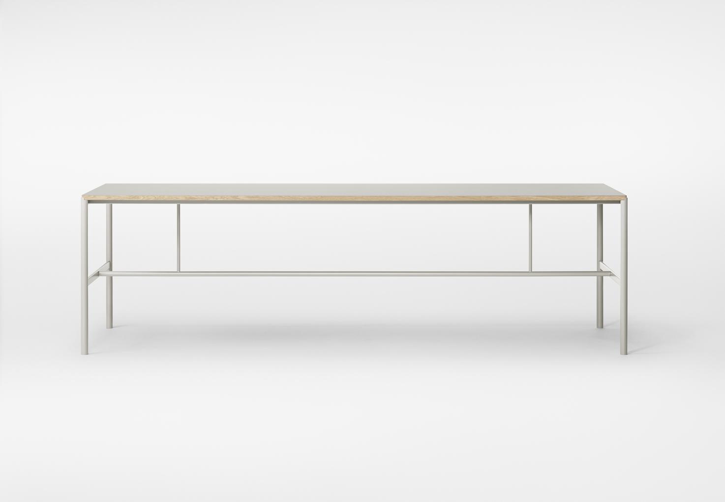 Million Copenhagen MIES Dinig Table S1 grey