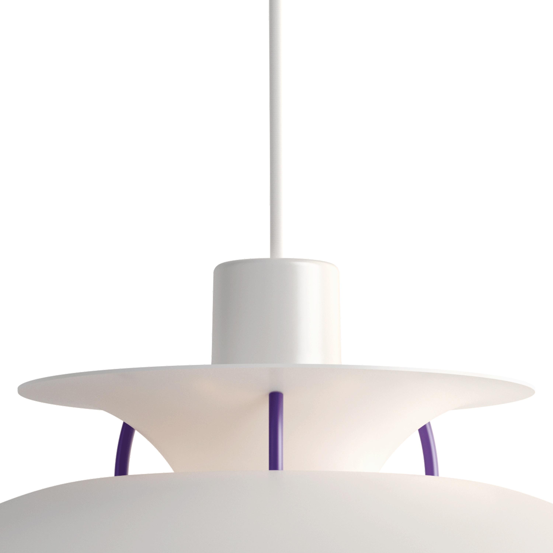 Louis Poulsen Leuchte PH5 Mini weiß classic