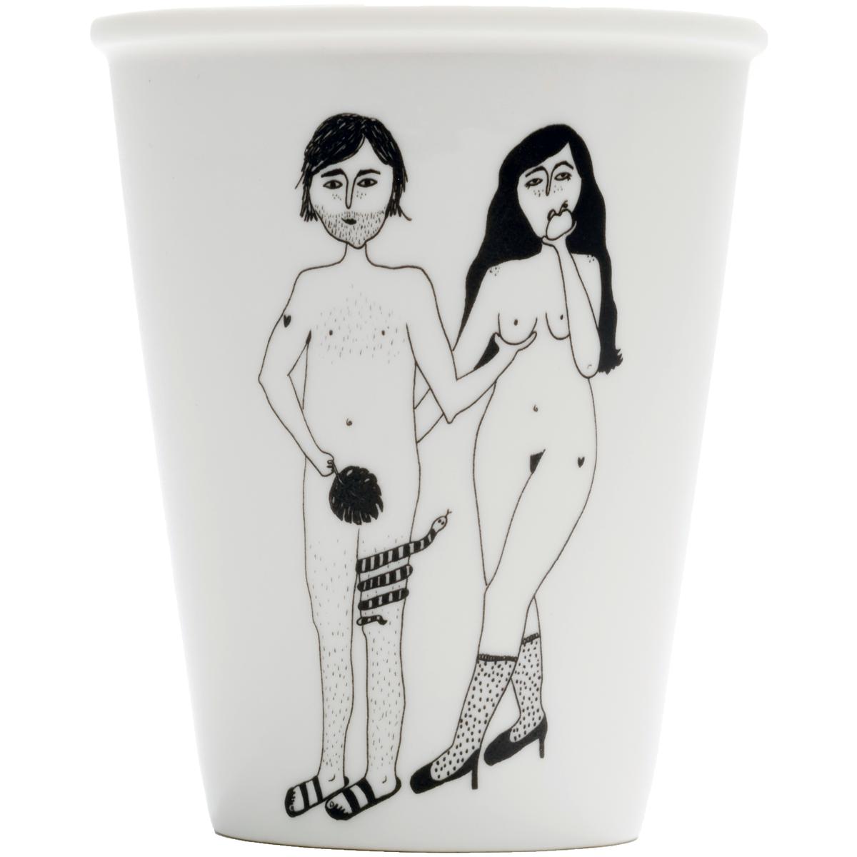 helen b Becher Adam & Eva