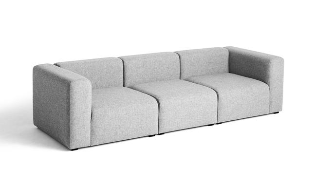 HAY Mags Sofa 3 Sitzer Komination 1 |Hallingdal 130