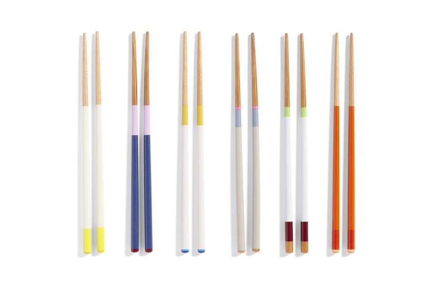 HAY Color Sticks Essstäbchen