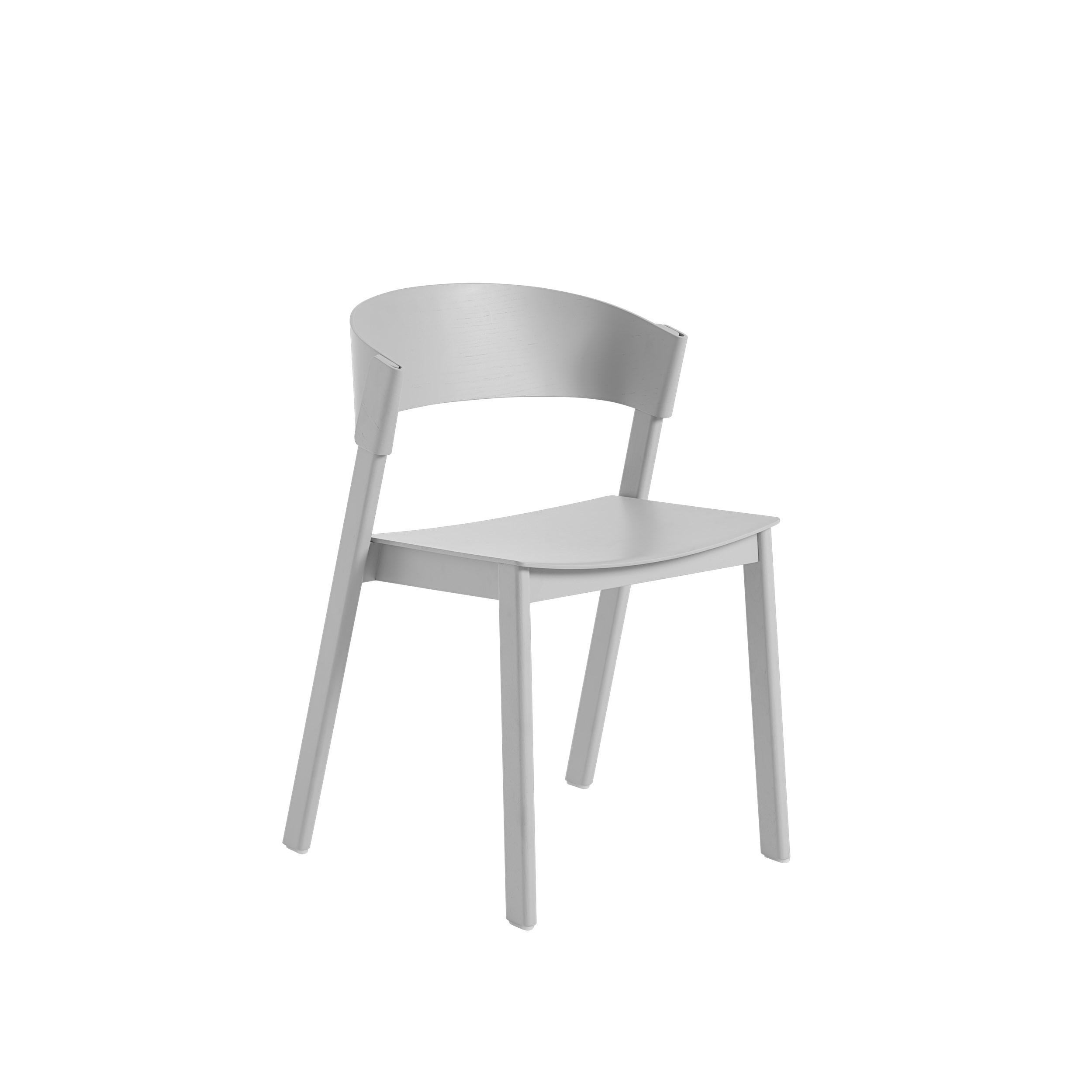 muuto Cover Chair grau