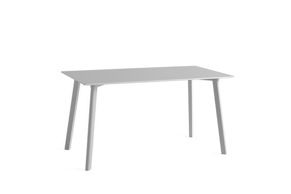 HAY Tisch CPH Deux 210 dusty grey/ dusty grey 140x75cm