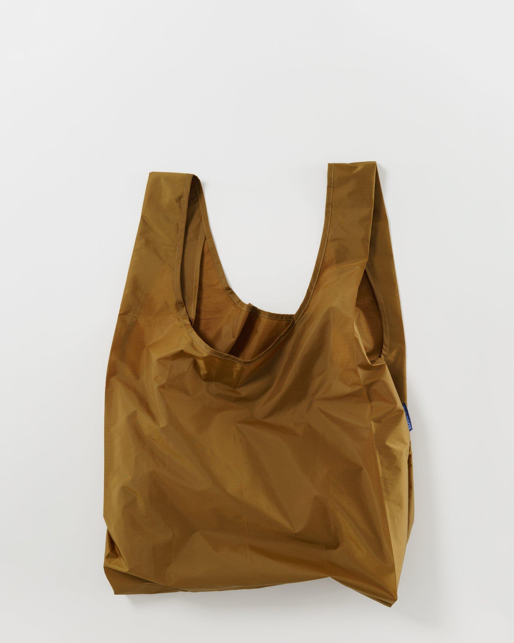 BAGGU Einkaufsbeutel Bronze