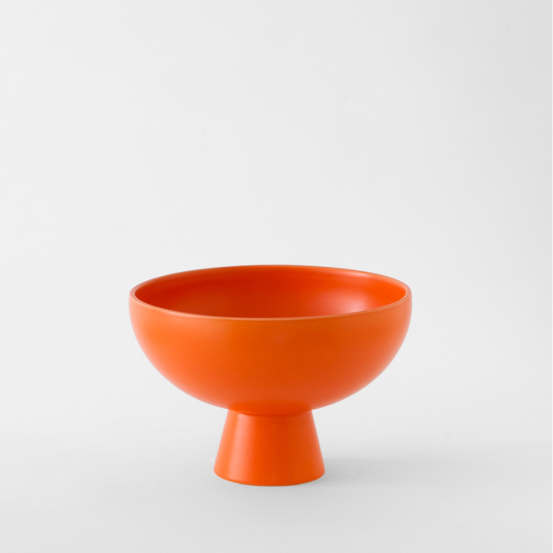 raawii large Bowl Vibrant Orange