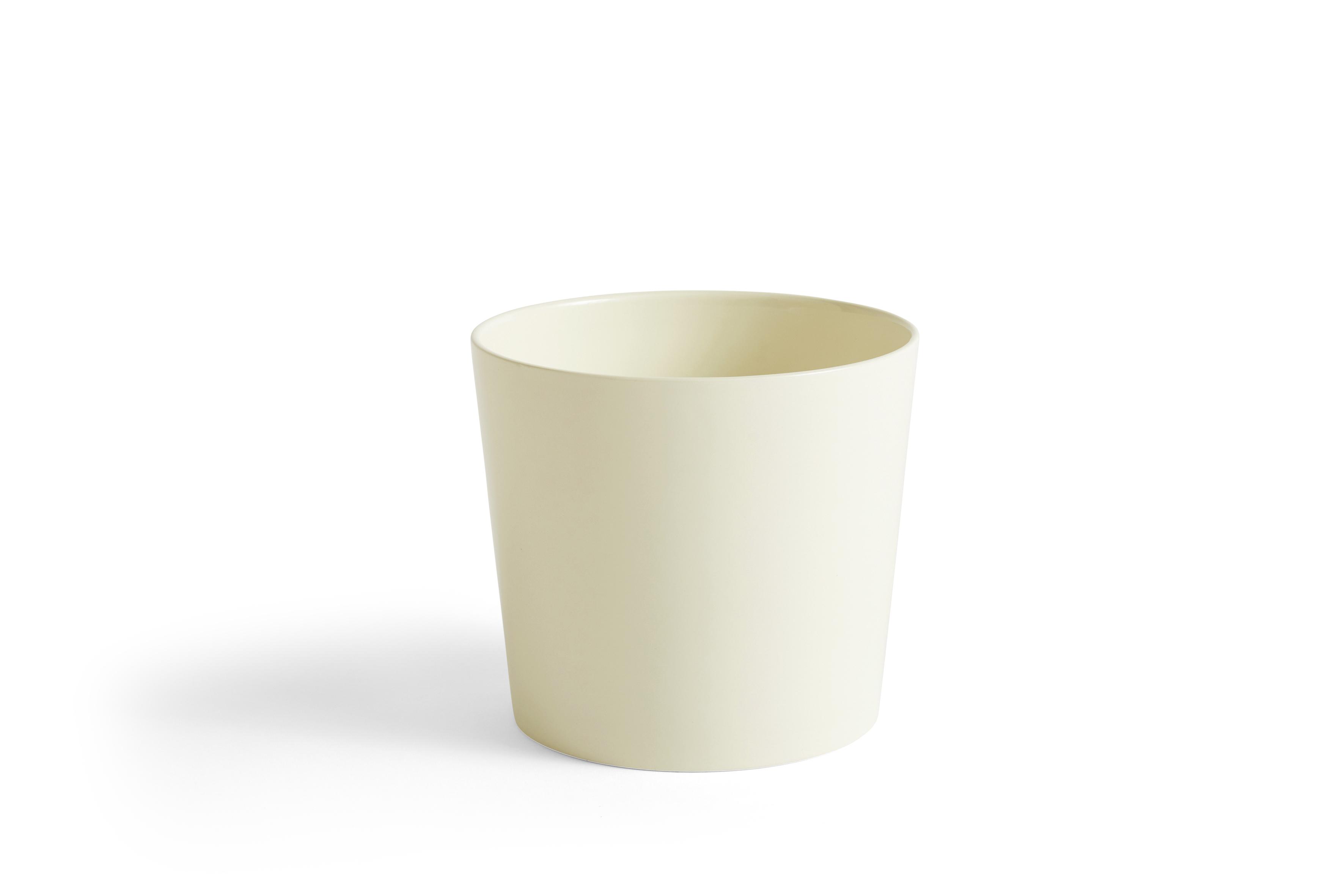 HAY Botanical Family Pot L off white