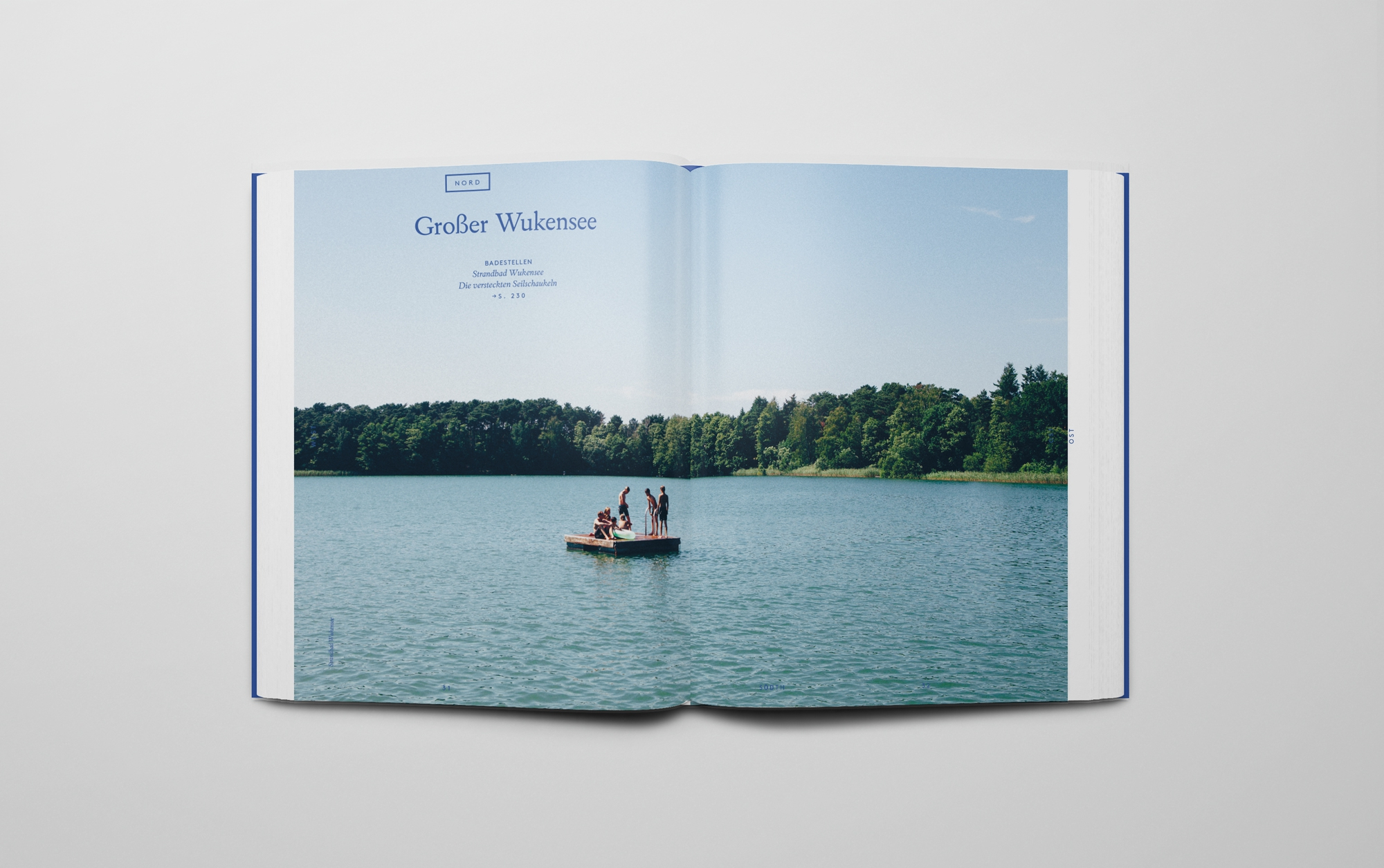 Take Me to the Lakes Berlin Edition