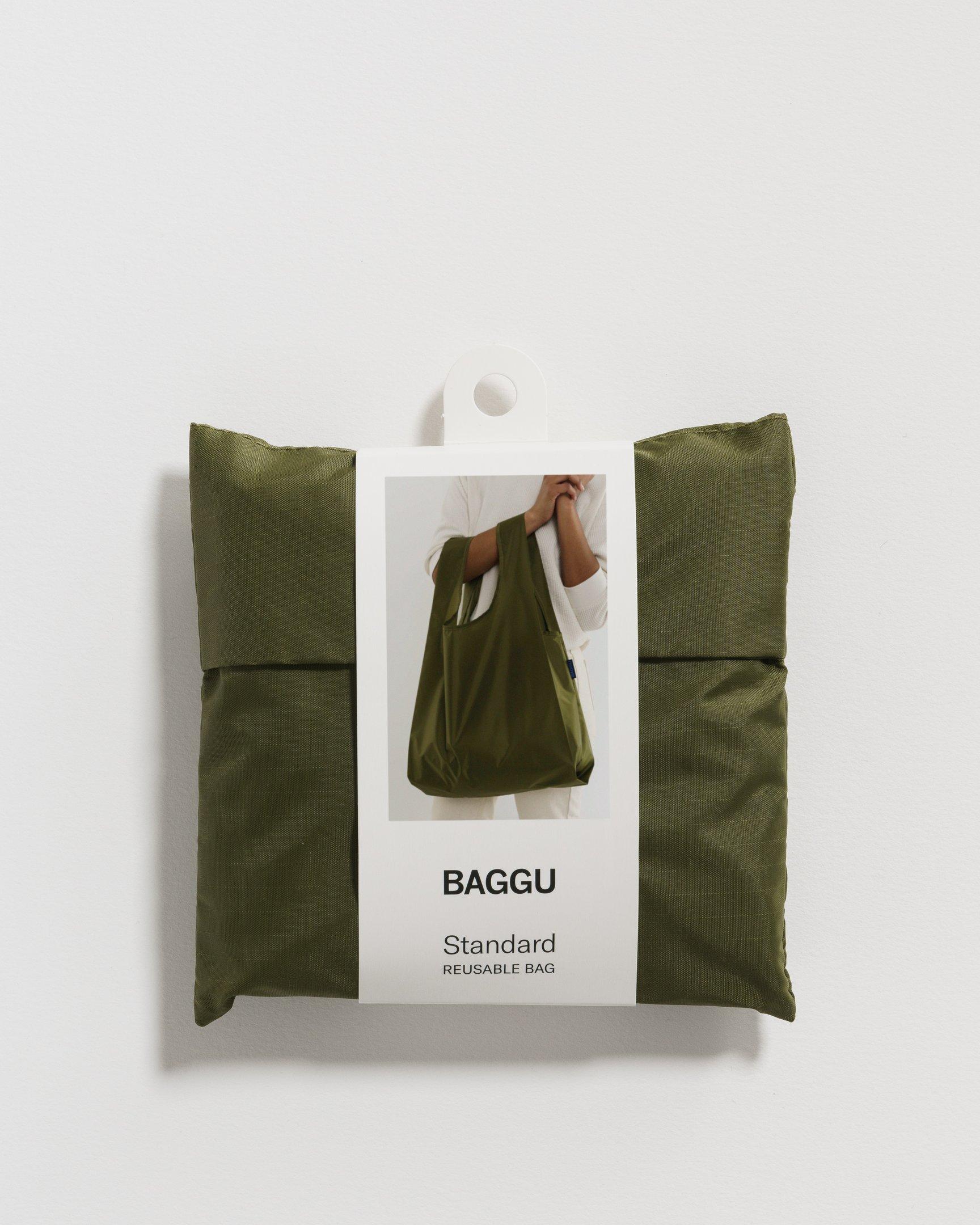 BAGGU Einkaufsbeutel Oliv
