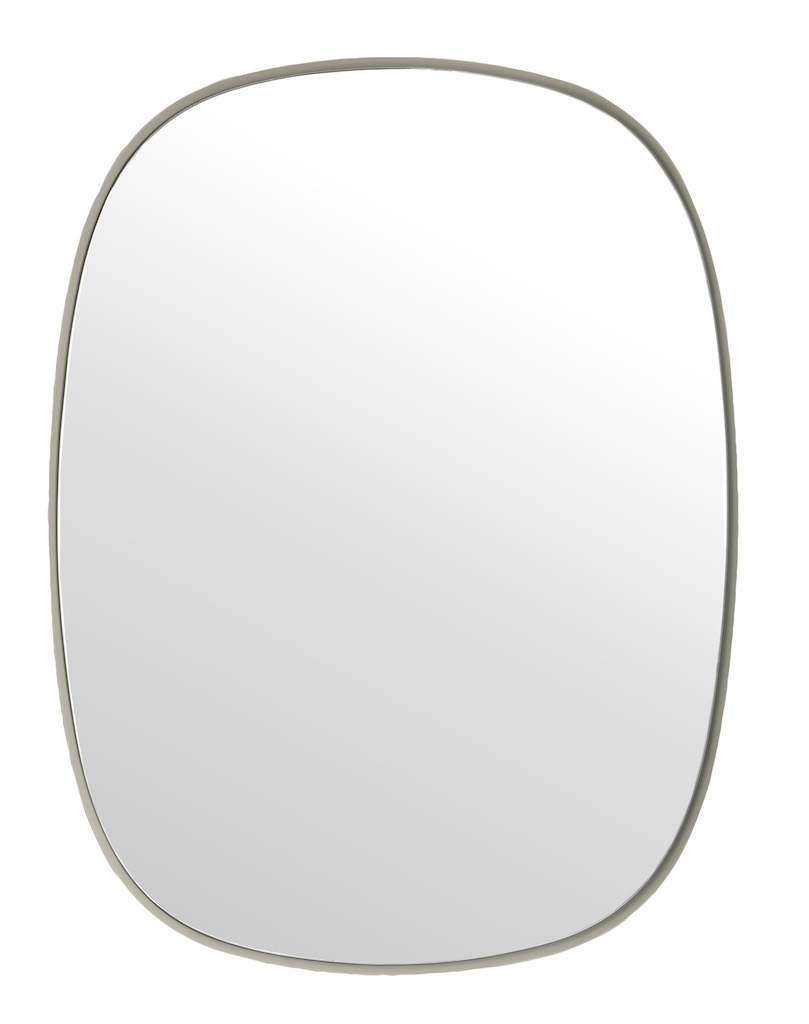 Muuto Framed Mirror grey