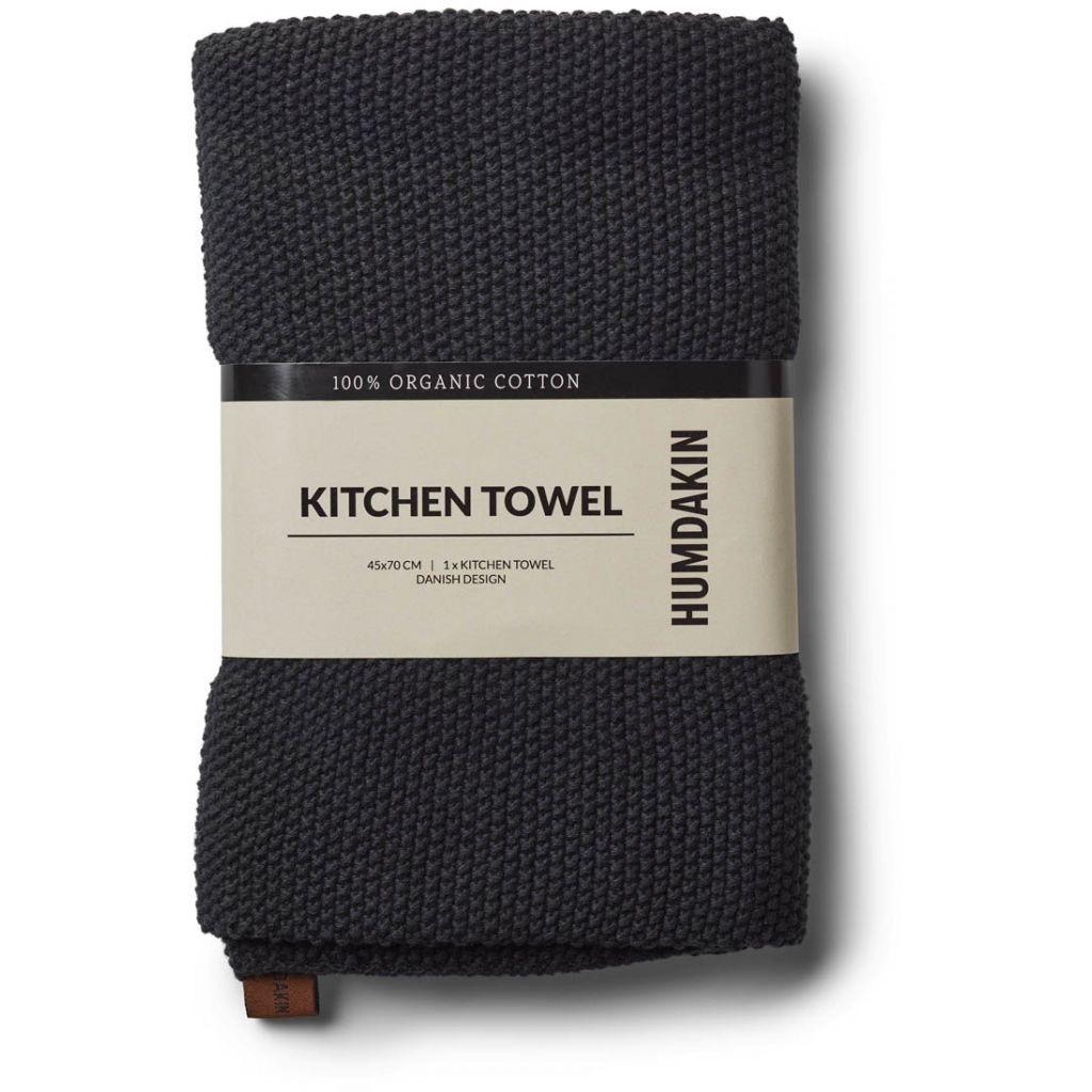 Humdakin Küchenhandtuch coal