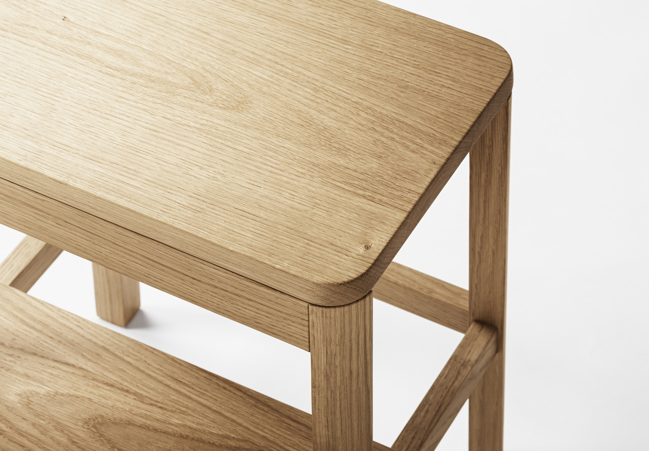 Million CPH Hocker ARISE oak