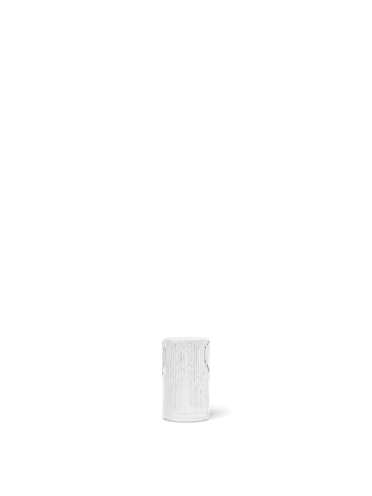 ferm living Deckelglas für Ripple Karaffe