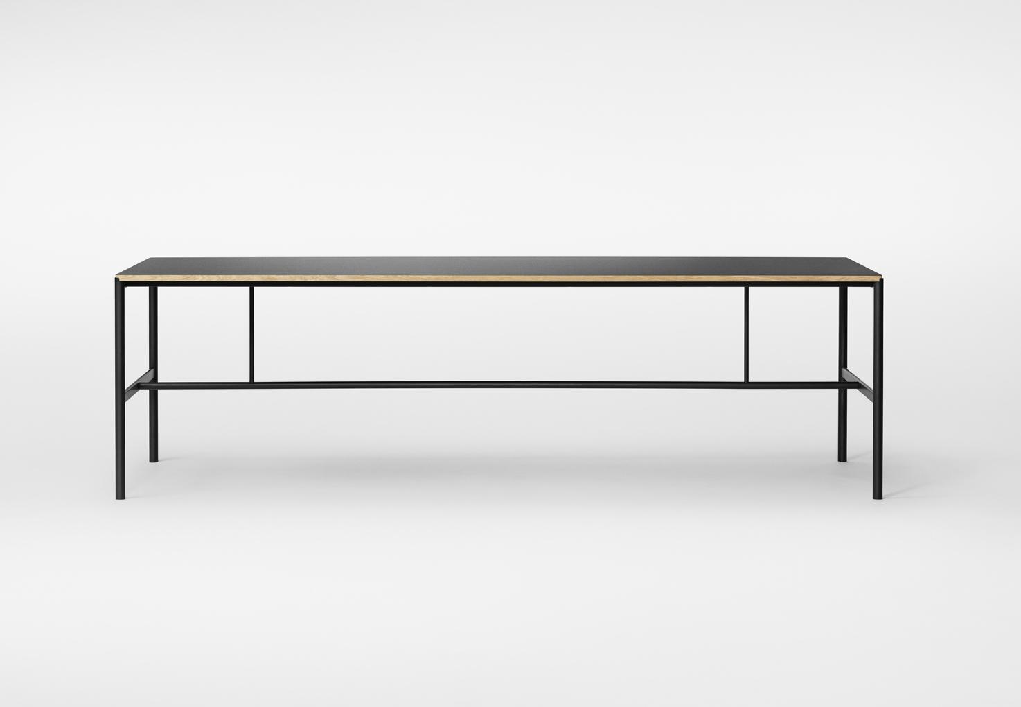 Million Copenhagen MIES Dinig Table S1 black