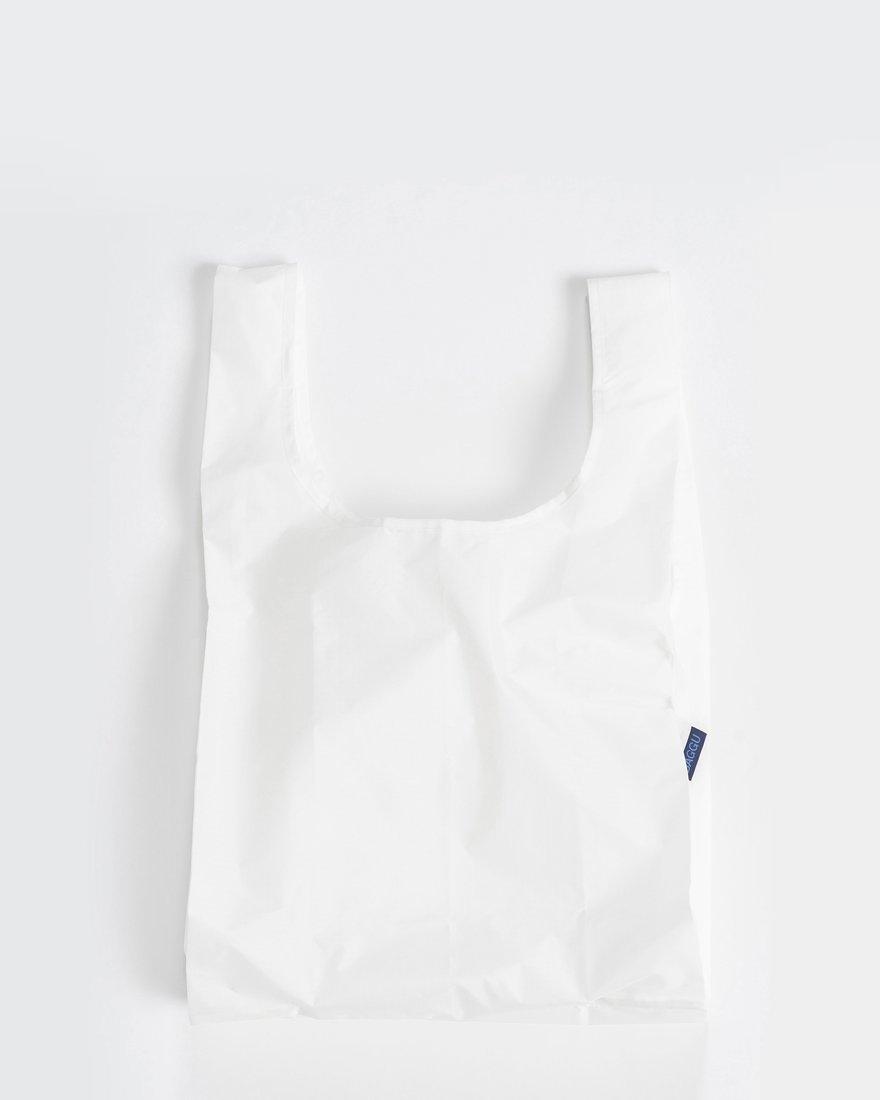 BAGGU Einkaufsbeutel weiß