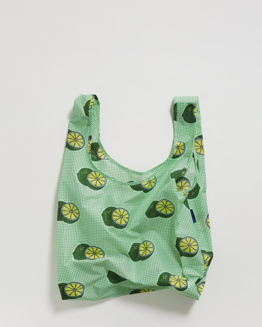 BAGGU Einkaufsbeutel Lime