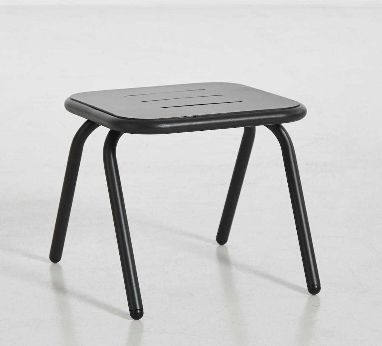 Woud Ray lounge table  schwarz
