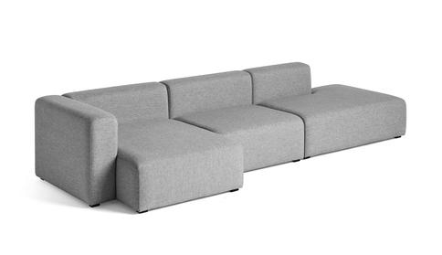 HAY Mags Sofa 3 Sitzer Komination 5 Left End | Hallingdal 130