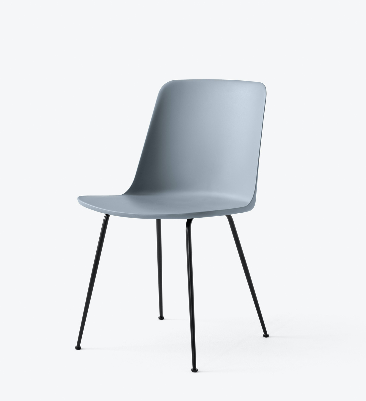 & tradition Rely Chair HW6 light blue / black