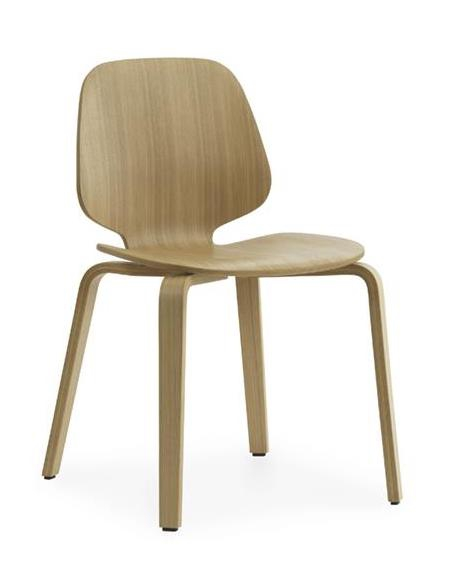 normann copenhagen My Chair Eiche