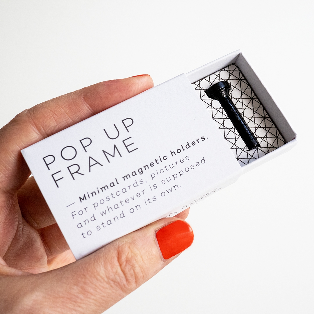 Fox & Poet Pop up Frame