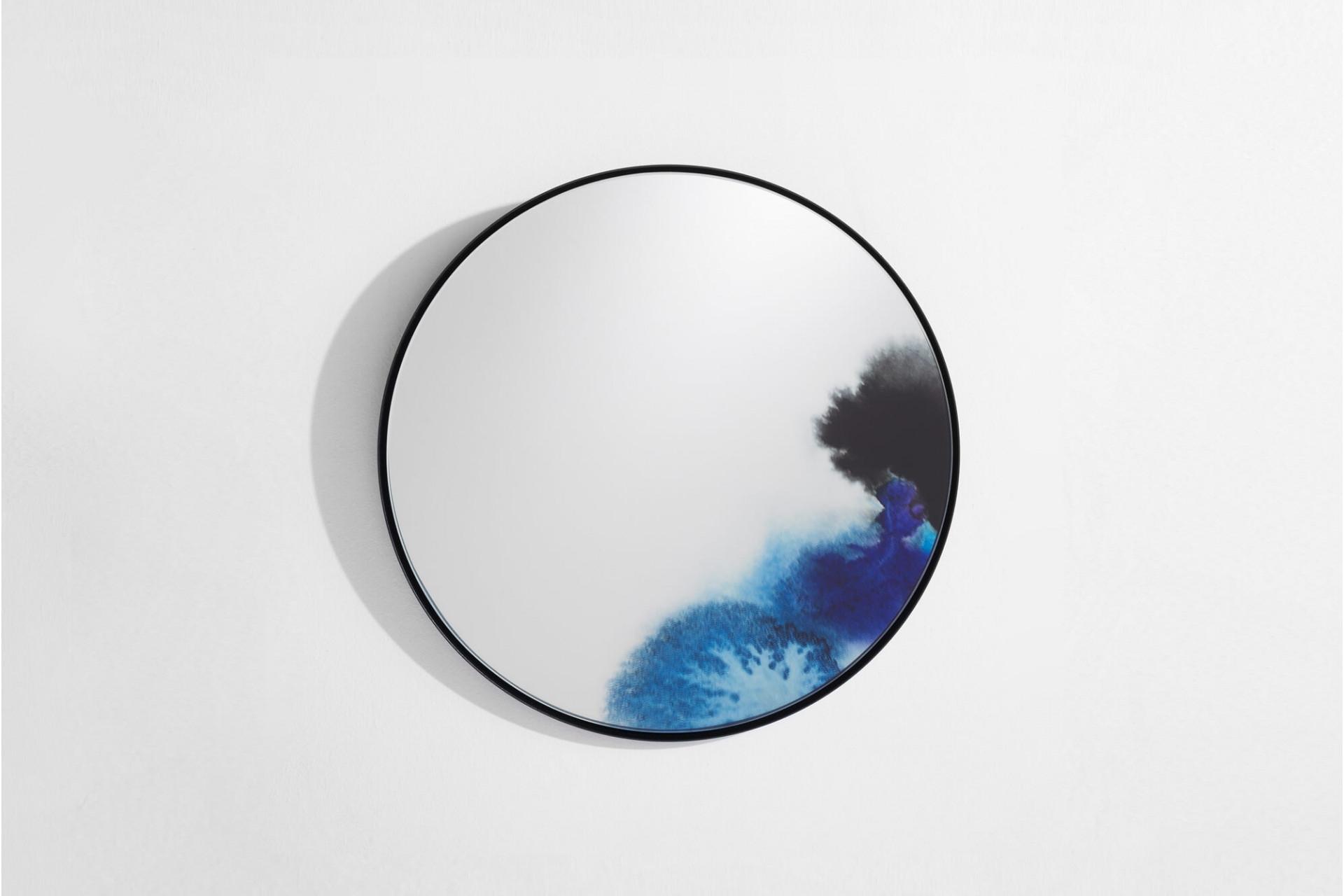petite friture Spiegel Francis blue klein