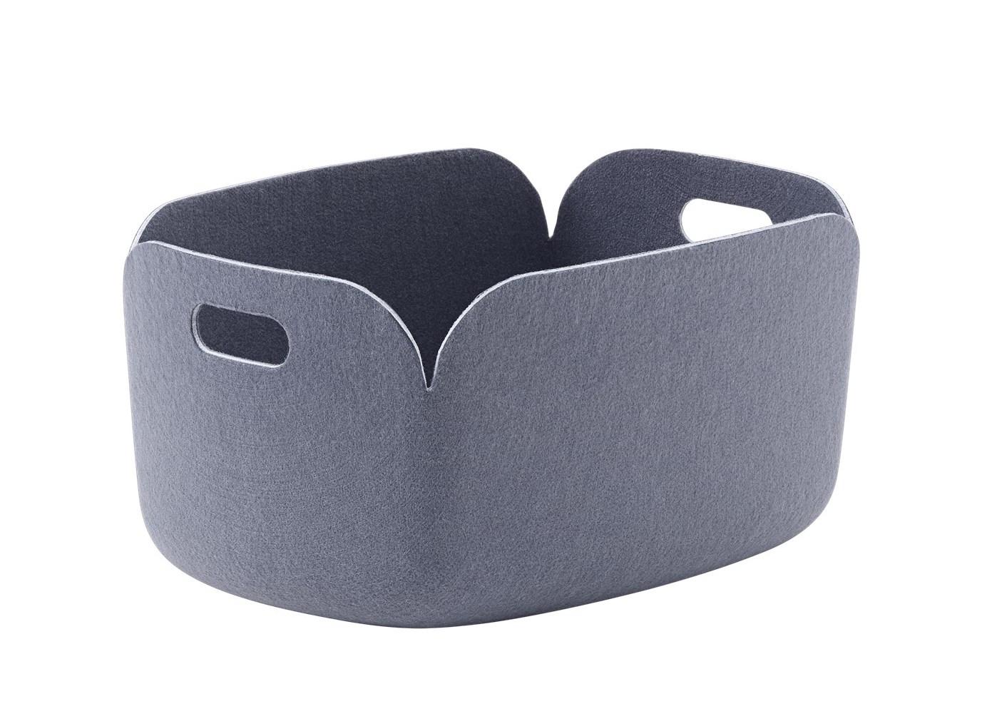 Muuto Restore Korb blue- grey