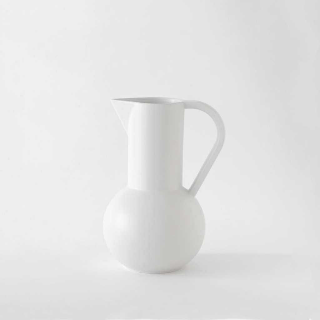 raawii Medium Jug Vaporous Grey