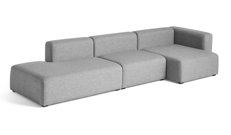 HAY Mags Sofa 3 Sitzer Komination 5 Right End | Hallingdal 130