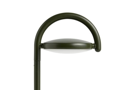 HAY Marselis Table Lamp schwarz