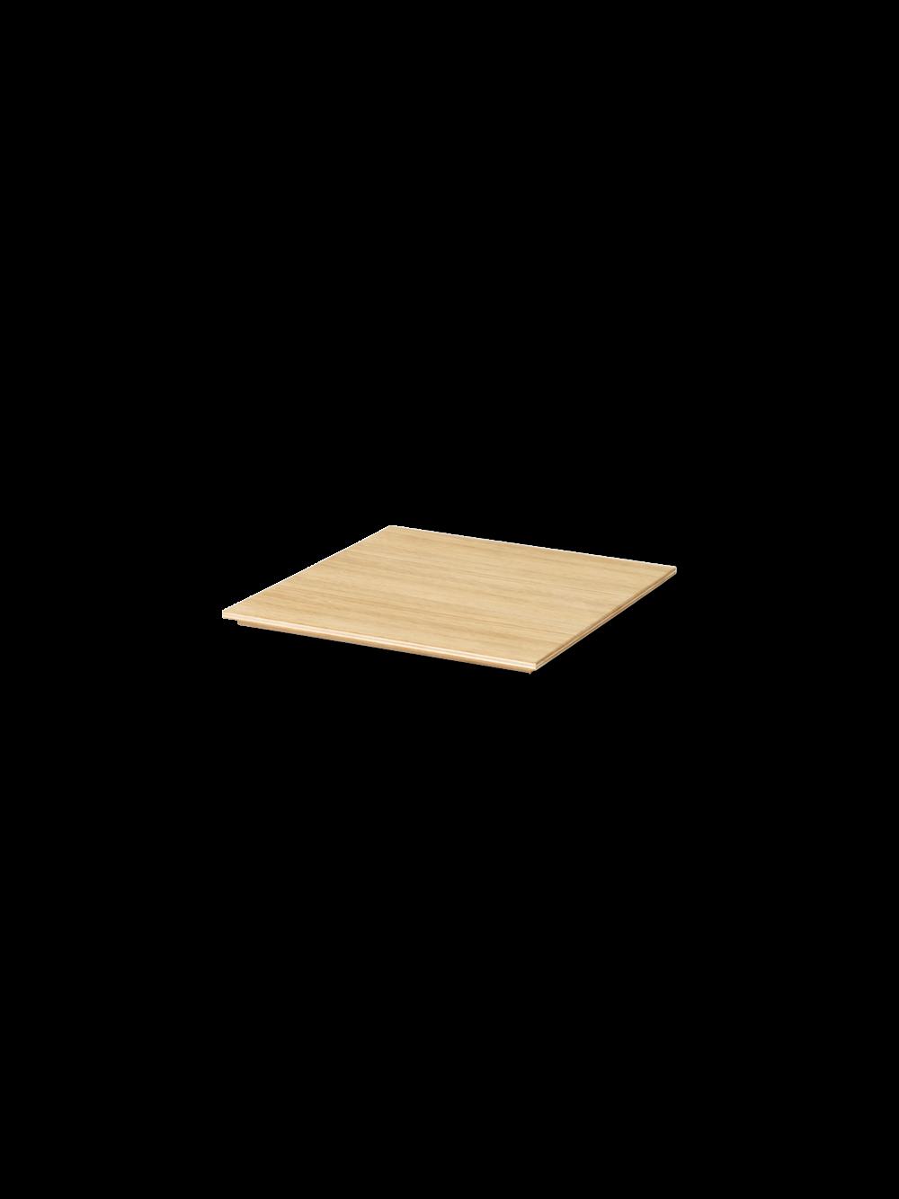 ferm living Tray für Plantbox oiled oak