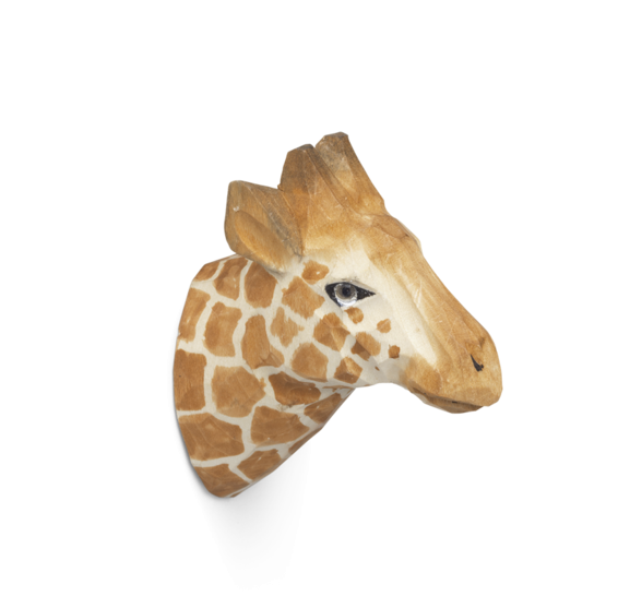 ferm living Animal Hook Giraffe