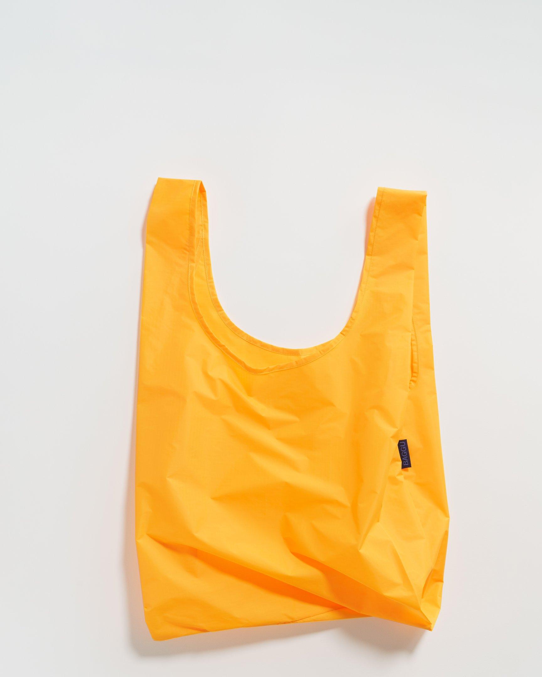 BAGGU Einkaufsbeutel Electric Saffron