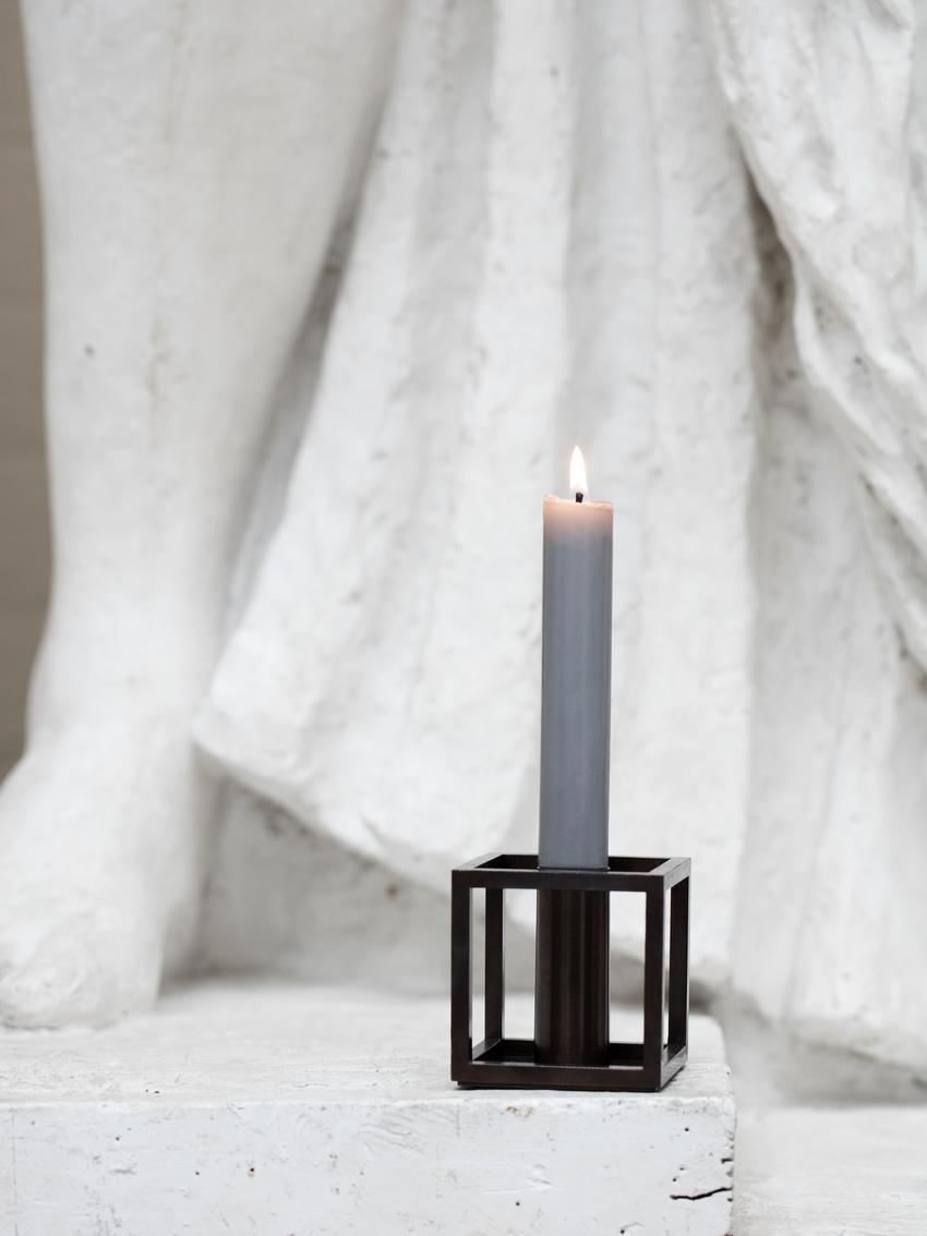 by lassen Kerzen 15 Stück grau