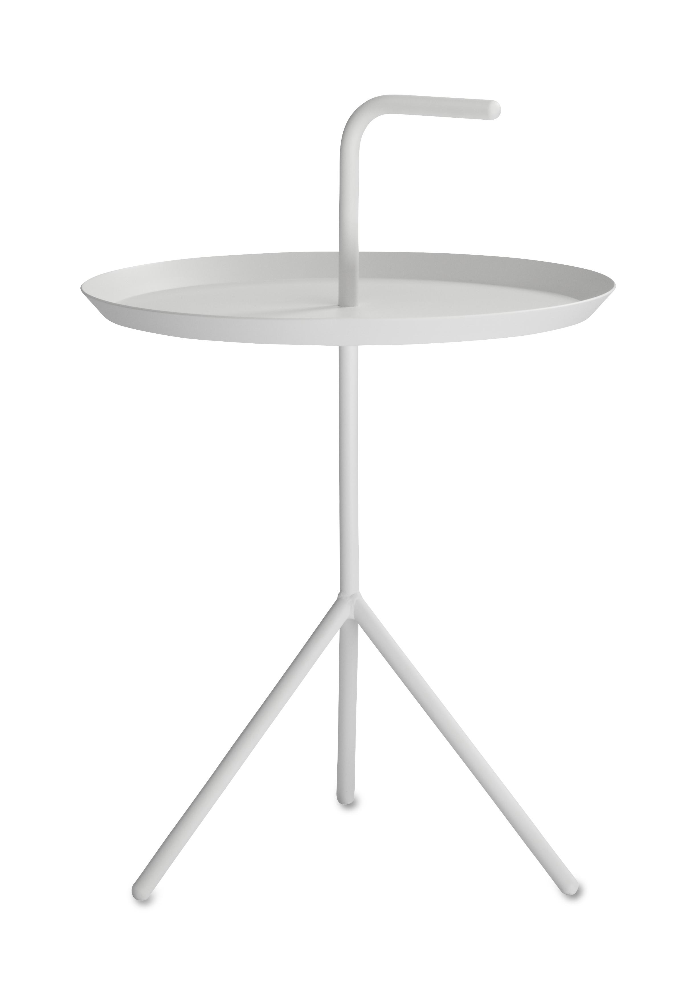 HAY DLM XL Tisch weiß