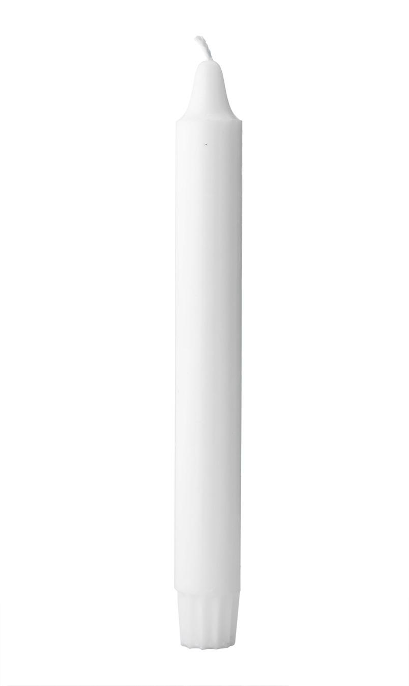 by lassen Kerzen 16 Stück weiß