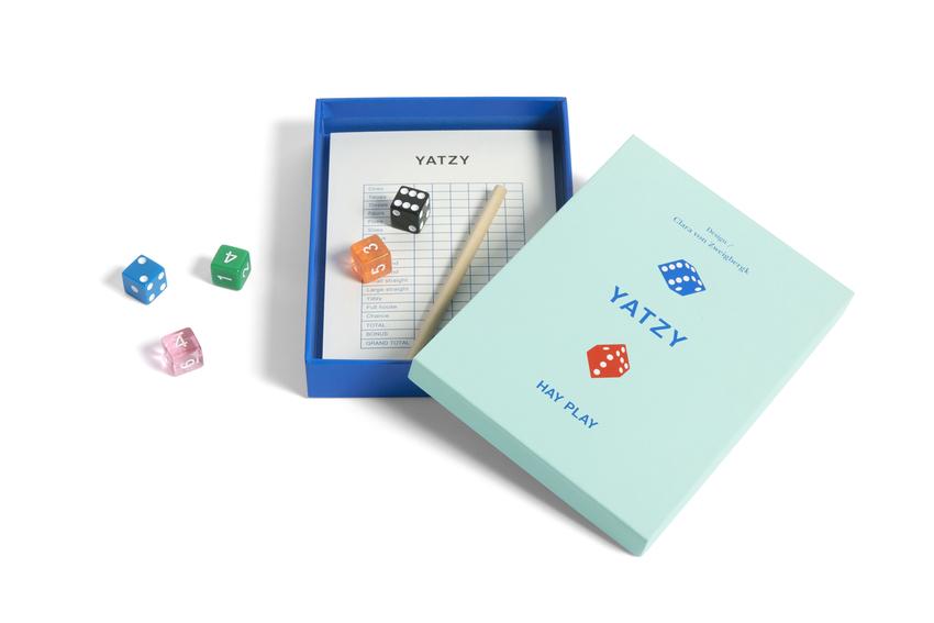 HAY Play Yatzy blue