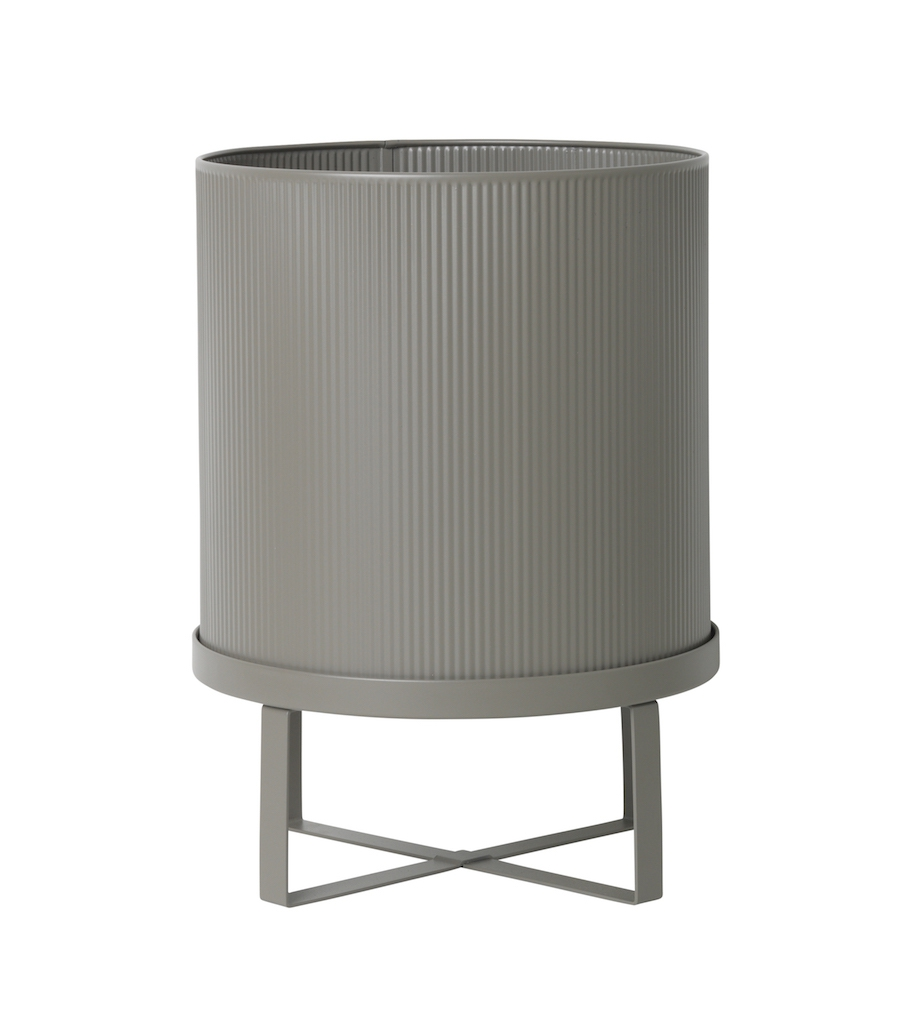 ferm living Bau Pot large warm grey