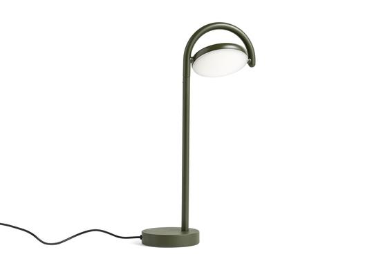 HAY Marselis Table Lamp khaki green