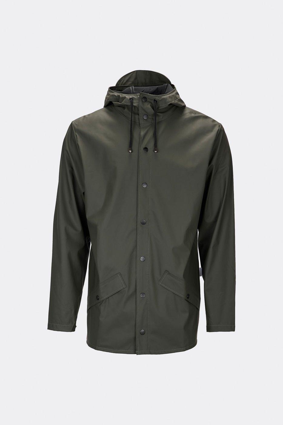 Rains Jacket green unisex XS/S