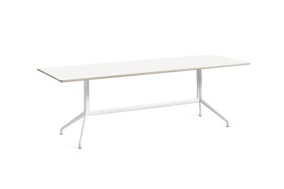HAY Tisch AAT10 weiß 180x105cm