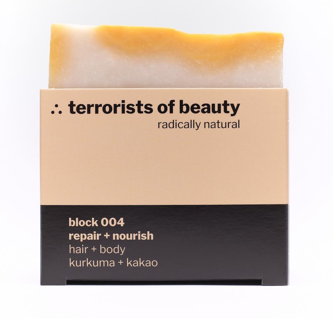 terrorists of beauty repair + nourish
