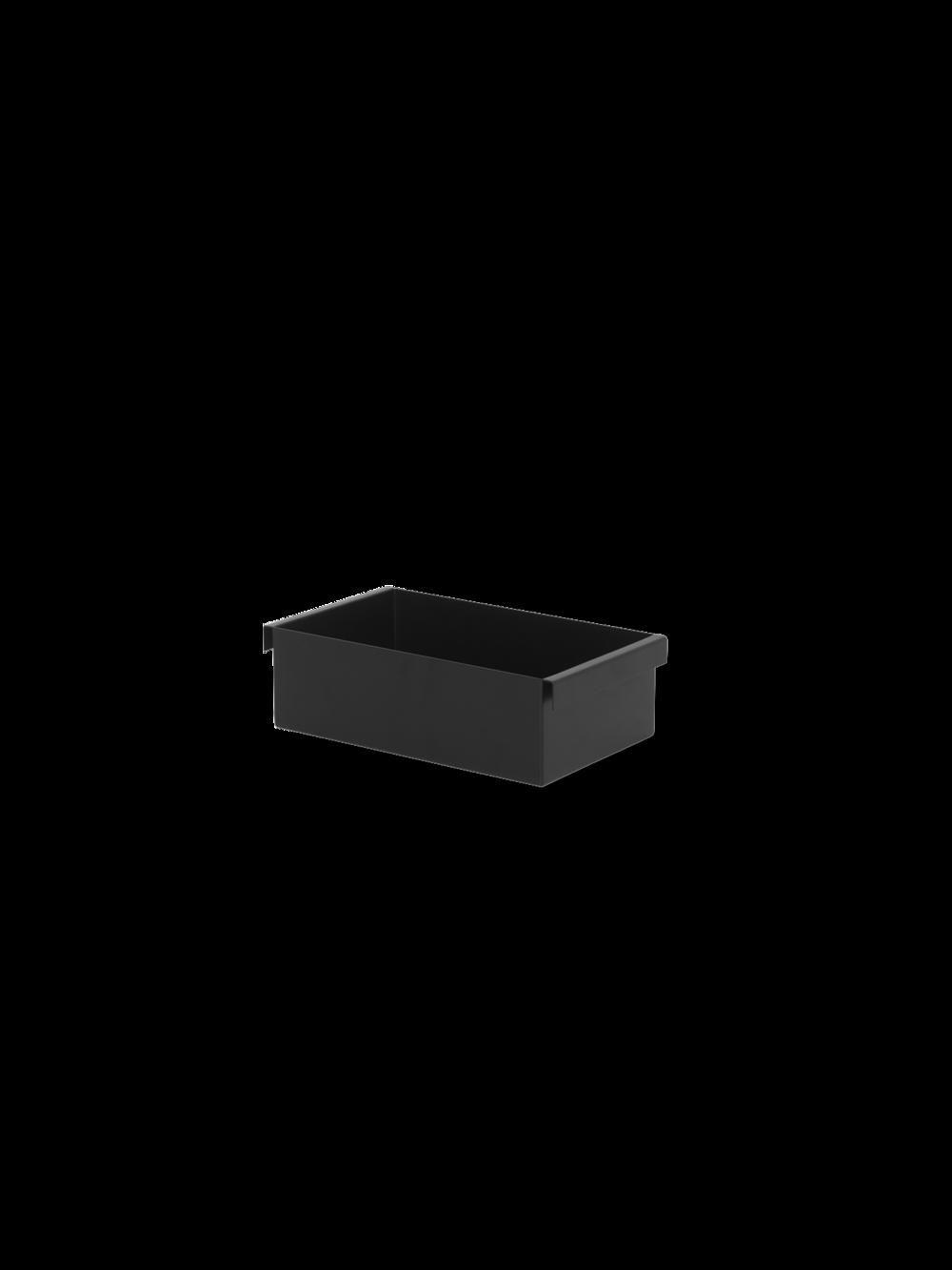 ferm living Plantbox Container schwarz