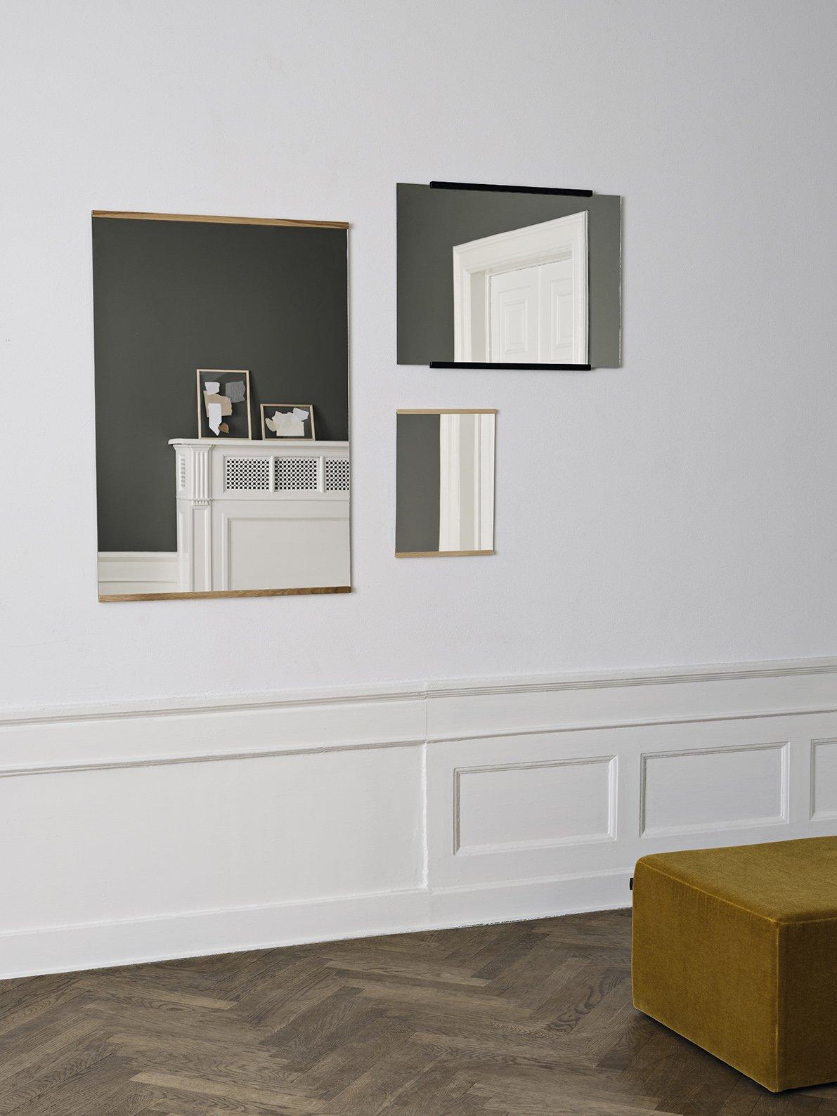 Moebe Rectangular Wandspiegel